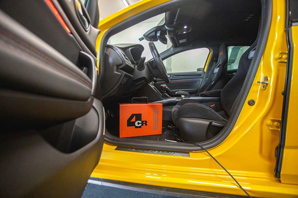 Dezinfekcija vozila z ozonom